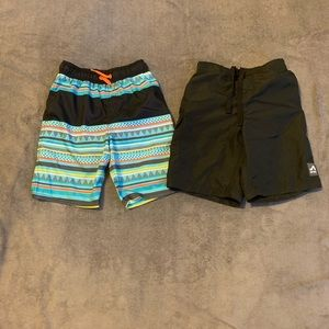 Other - 2 pairs Med boys trunks